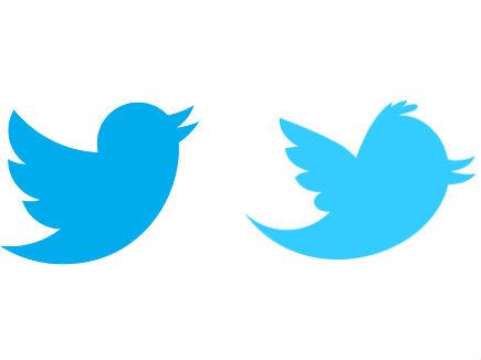 passarinho sem topete twitter moderniza logotipo tudosobretech