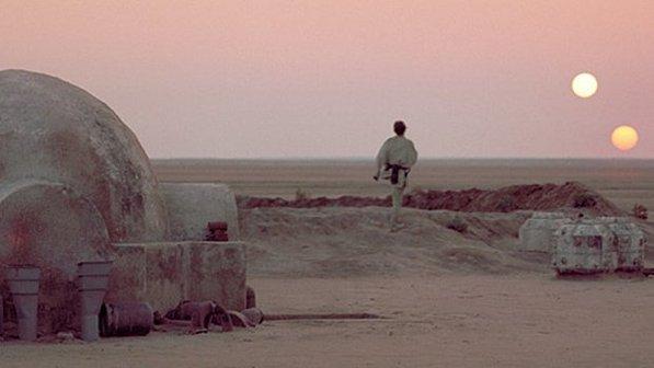Sol duplo - Star Wars