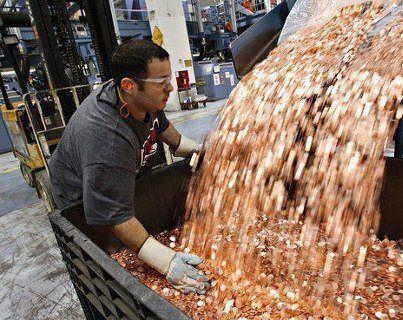 Samsung pagou com moedas a sua dívida com a Apple!