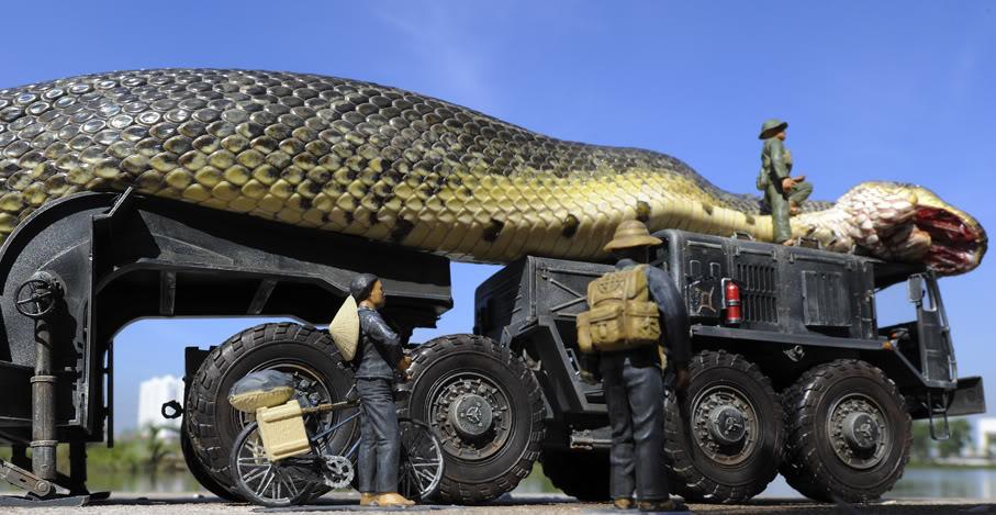 Cobra gigante