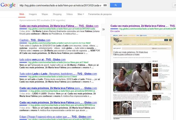 cache_google_globo