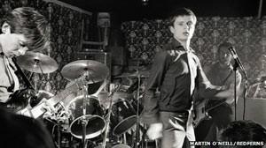 O Joy Division foi uma das bandas mais influentes dos anos 1970 (Foto: BBC)