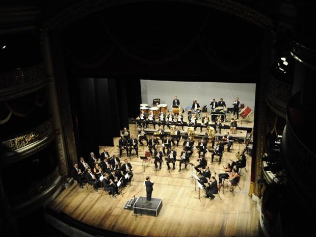 Banda Sinfônica tocará Pinxiguinha. (Foto: Divulgação)