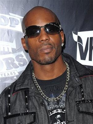 O rapper DMX em iamgem de 2009. (Foto: AP)