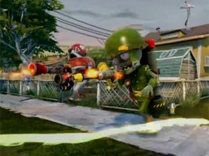 'Plants vs. Zombies Garden Warfare' (Foto: Reprodução)