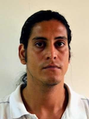 Yanez foi preso por invadir apartamento de mulheres e oferecer massagem (Foto: Boone Police/Divulgação)