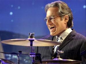 Max Weiberg, baterista de Bruce Springsteen (Foto: Divulgação/Site oficial)