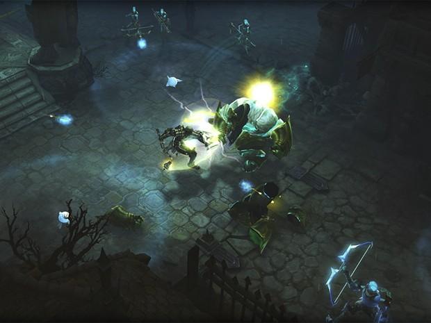 'Reaper of Souls' é a primeira expansão para 'Diablo III' (Foto: Reprodução/Blizzard)