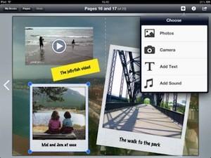 Aplicativo Book Creator (Foto: Reprodução/App Store)