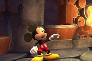 Visual de Mickey no remake de 'Castle of Illusion' lembra animações em 3D da Disney (Foto: Divulgação/Sega)