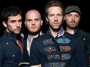 A banda Coldplay,com Chris Martin a frente (Foto: Divulgação)