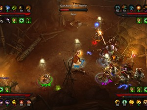 'Diablo III' ganha versão para consoles em 3 de setembro (Foto: Divulgação/Blizzard)