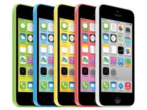 iPhone 5C (Foto: Divulgação/Apple)