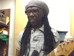 O guitarrista e produtor Nile Rodgers (Foto: Jerry Barnes)