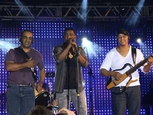 O grupo Raça Negra (Foto: Divulgação/Site oficial)