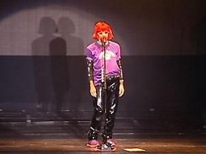 Rita Lee faz show em Barra dos Coqueiros (SE) (Foto: Reprodução/ TV Sergipe)