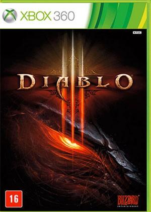 Caixa de 'Diablo III' (Foto: Divulgação/Blizzard)