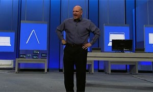 Controle do videogame GameStick; o console, ao ser guardado, fica acoplado na parte inferior do joystick (Foto: Divulgação)