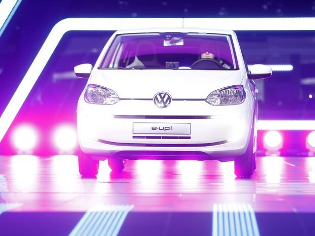 Volkswagen Up! elétrico (Foto: Michael Probst/AP)