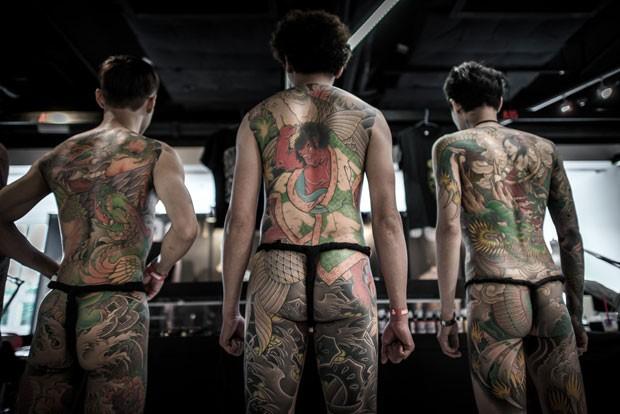 Evento reuniu diversos artistas internacionais e terminou no domingo (Foto: Philippe Lopez/AFP)