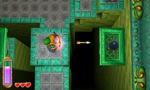 Jogadores poderão escolher quais dungeons enfrentar primeiro em novo 'Zelda' (Foto: Divulgação/Nintendo)
