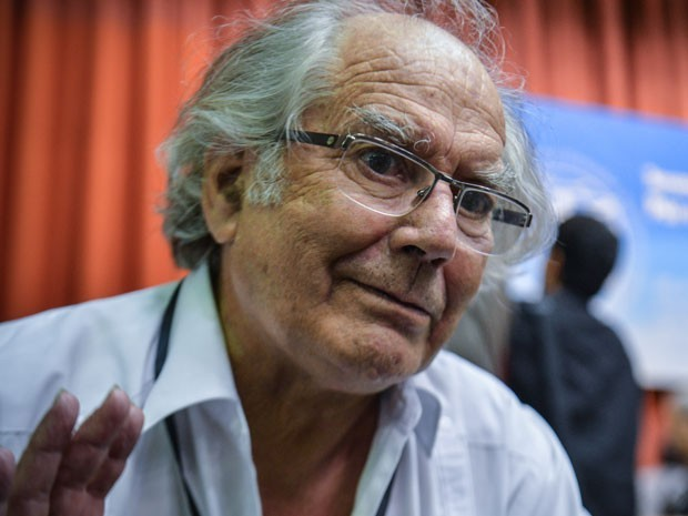 Prêmio Nobel da Paz (Foto: AFP/Adalberto Roque)