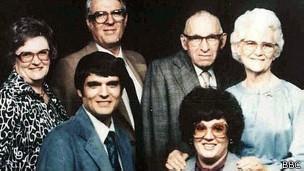 Família Pelke (Foto: BBC)
