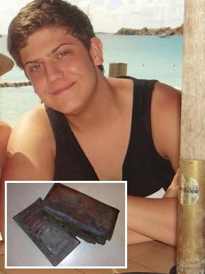 Ian Stankiewicz encontrou carteira que havia sido perdida há quase 30 anos (Foto: Reprodução/Facebook/Ian Stankiewicz)