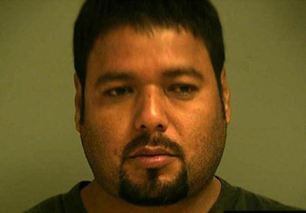 Rogelio Andaverde fingiu ser sequestrado para que pudesse sair com os amigos para beber (Foto: Divulgação/Hidalgo County Sheriff's Office)