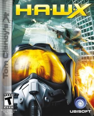 'H.A.W.X' é jogo de combate aéreo (Foto: Divulgação/Ubisoft)