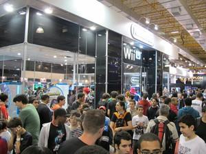 Brasil Game Show (Foto: Gustavo Petró/G1)