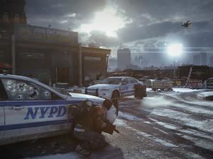 'The Division' é um game de nova geração que leva o nome de Tom Clancy (Foto: Divulgação/Ubisoft)