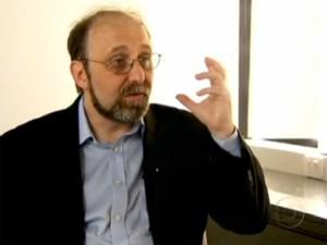 Neurocientista brasileiro Miguel Nicolelis vai conversar com o G1 nesta quinta. (Foto: Reprodução / TV Globo)