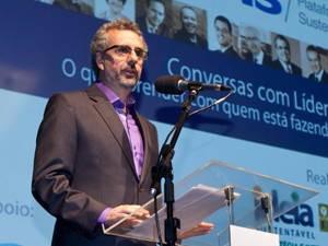 Ricardo Voltolini diz que sustentabilidade ajuda a consertar os erros do capitaismo (Foto: Divulgação / Ricardo Voltolini)