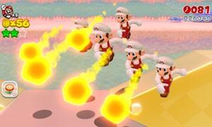 Novo item faz personagens se multiplicarem (Foto: Divulgação/Nintendo)