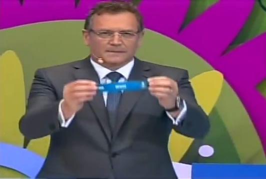 Vídeo afirma que houve fraude no sorteio da Copa do Mundo! Será? (Foto: Reprodução/YouTube)