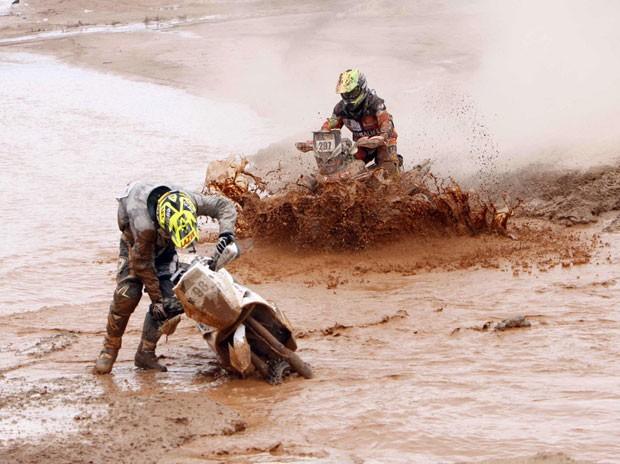 Rali DAcar teria danificado mais de duzentos sítios arqueológicos no Chile (Foto: Reuters)