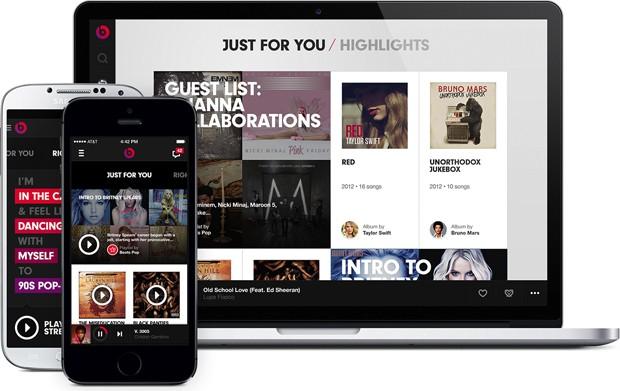 Fabricante de fones Beats irá lançar serviço de música por assinatura (Foto: Divulgação/Beats)