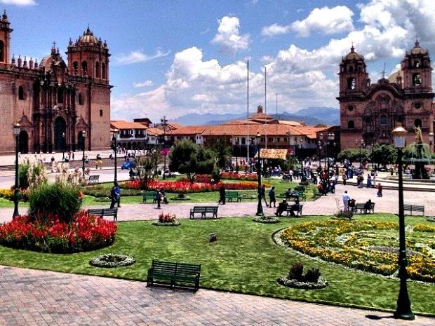 Cusco, Peru (Foto: Diego Vítor/ Arquivo pessoal)