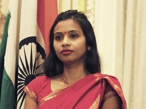Devyani Khobragade, vice-cônsul da Índia em Nova York (Foto: Reprodução/Facebook/Devyani Khobragade)