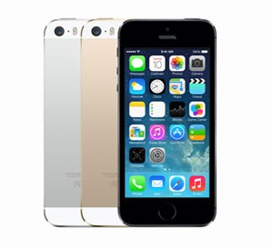 iPhone 5S é o principal smartphone da Apple (Foto: Divulgação/Apple)