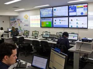 Uum dos primeiros a receber Certic, o selo nacional de desenvolvimento no Brasil, o Módulo Risk Manager foi usado na Jornada Mundial da Juventude e será usado na Copa do Mundo. (Foto: Divulgação/Módulo)