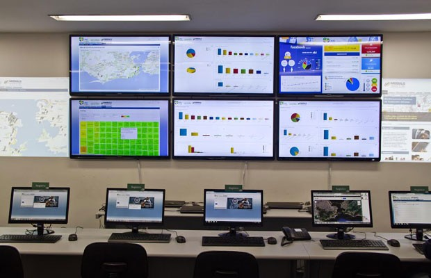 Software que será usado na Copa do Mundo, Módulo Risk Manager foi um dos primeiros a receber Certic, selo nacional de desenvolvimento no Brasil. (Foto: Divulgação/Módulo)
