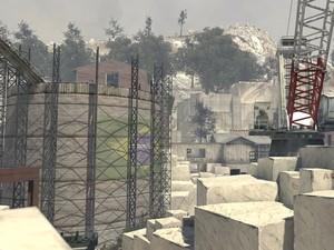 Mapa multiplayer de Call of Duty se passa em Santos (Foto: Divulgação)