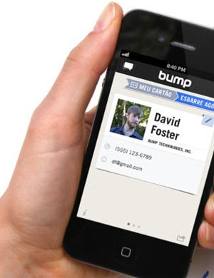 Bump foi comprado pelo Google (Foto: Divulgação/Bump)