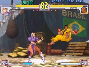 Porto de Santos é cenário do lutador Sean em Street Fighter (Foto: Divulgação)