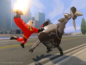 Sr. Incrível é um dos personagens de 'Disney Infinity' (Foto: Divulgação)