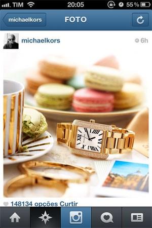Imagem do primeiro anúncio do Instagram (Foto: Reprodução/Instagram)