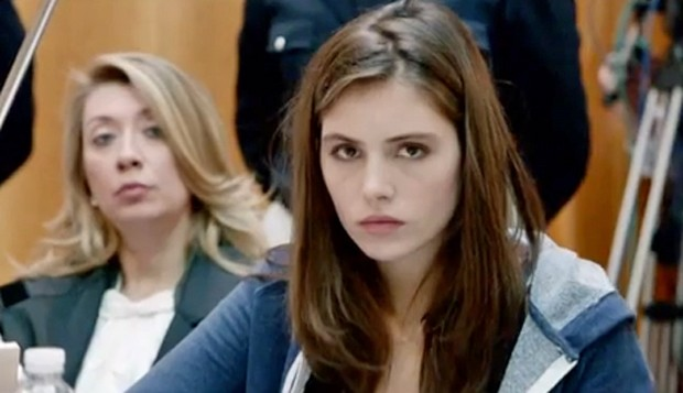 Cena do filme 'The face of an angel', sobre Amanda Knox (Foto: Divulgação)