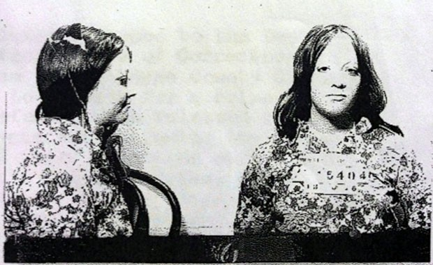 Judy Lynn Hayman tinha fugido de cadeia no estado de Michigan havia quase 37 anos (Foto: Michigan Department of Corrections/AP)